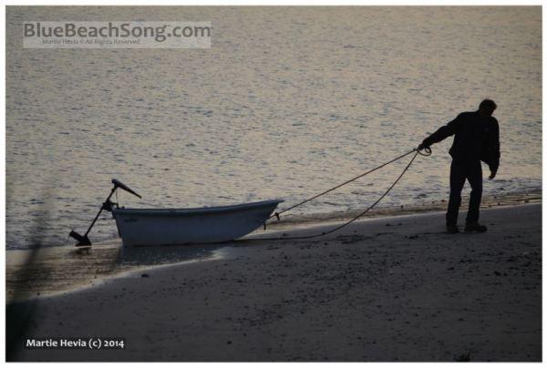 Coming Ashore III © Martie Hevia