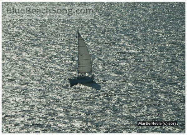 Gone Sailing © Martie Hevia - WM